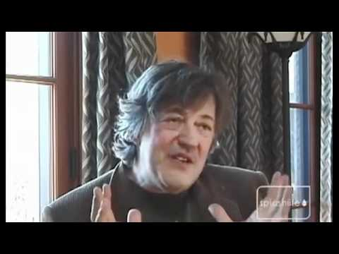 Stephen Fry on Everything: Full video!