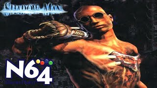 Shadow Man - Nintendo 64 Review - HD