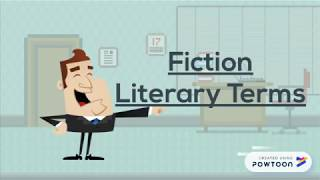Fiction literary term