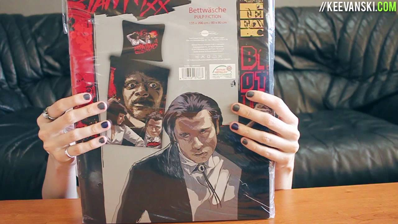 Emp Bettwäsche Haul Emp Con Keevanski Funko Pop Batman Vs Superman Y Pulp Fiction
