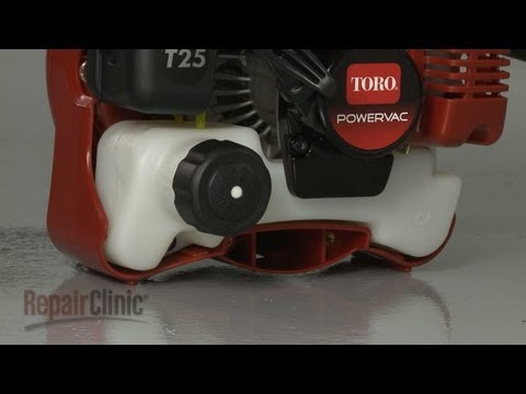 Toro Leaf Blower Fuel Tank Kit Installation 308342006