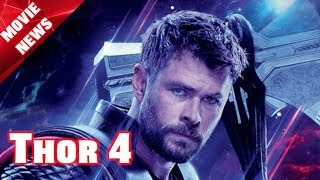 Epic News! Thor 4 May Be In Development!