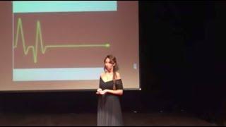 İnanırsan Her Şey Mümkün   Simay Dinç   TEDxIstanbulUniversity