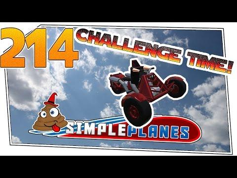 Simple Planes #214 - Challenge Time! Motorrad | Let's Play Simple Planes german deutsch HD