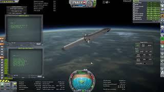 Kerbal Space Program RO Sandbox - BFR Landing Progress Report