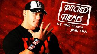 "2011: John Cena 4th WWE Theme Song - ""The Time Is Now"" [High Quality + Download Link]"