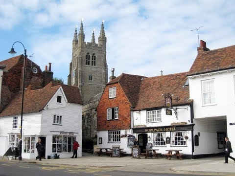 Places to see in ( Tenterden - UK )