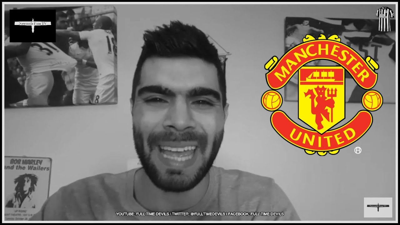 Featuring Full Time Devils   Opposition fan preview   Newcastle United v Manchester United