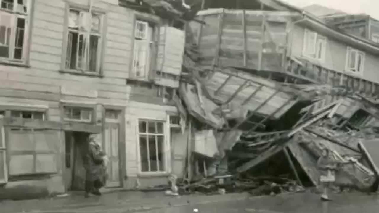 The 5 Biggest Earthquakes In History 5 Terremotos Más