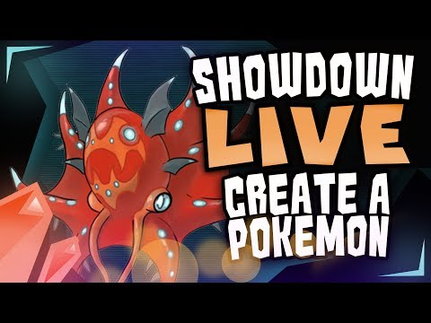 CREATE A PLAYA: Pokemon Ultra Sun and Ultra Moon Showdown Live! w/ Commentary