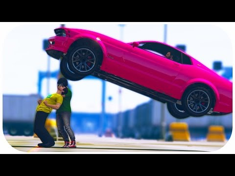 GTA 5 FAILS, GLITCHES & RANDOM MOMENTS GTA 5 Funny Moments Part #GTA5