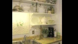 French Farm Kitchen $1,200.00 Renovation
