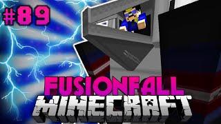 JEFF's ROBOTERANGRIFF?! - Minecraft Fusionfall #089 [Deutsch/HD]