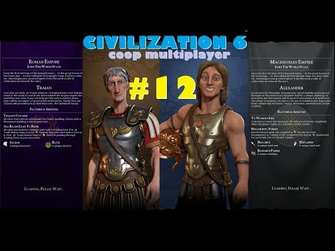 Civ6 Co-op Multiplayer   Ep12: 125 AD - 300 AD