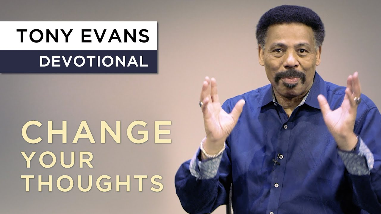 Win the Spiritual Battle in Your Mind | Devotional by Tony Evans