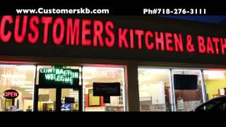 Customers Kitchen And Bath - Kitchen Cabinet Store Queens, New York
