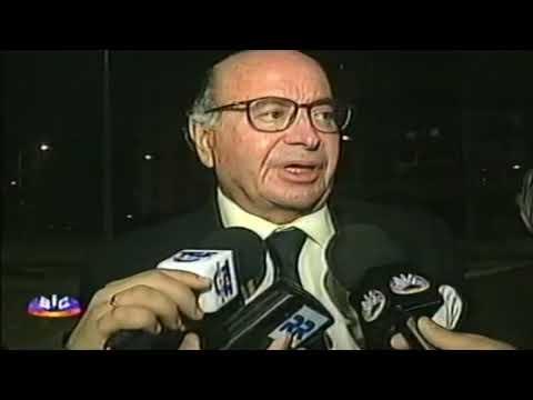 Polémica entre João Rocha e José Roquette em Outubro de 1999