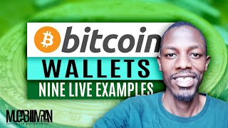 Bitcoin Wallets You can use to Send or Receive - Learning Bitcoin and How it Works Lesson 2 Part 2