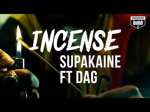 """Supakaine Feat. DaG """"Incense"""" (Official Music Video)"""