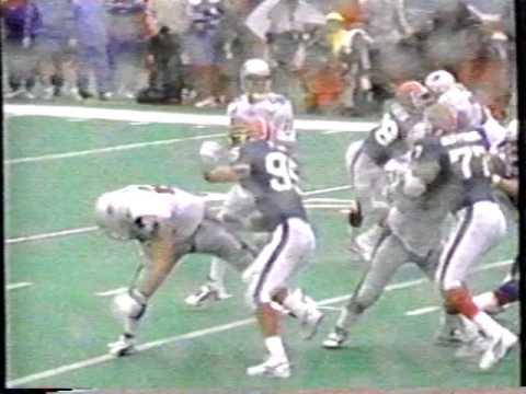 1996 - Week 2 - New England Patriots at Buffalo Bills