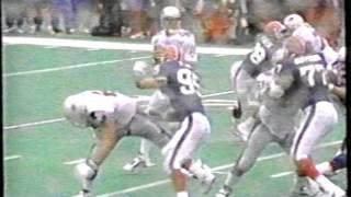 1996 - Week 2 - New England Patriots at Buffalo Bills thumbnail