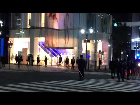 US President Barack Obama visits Japan