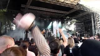 "Hocico - "" Forgotten tears "" - Amphi Festival - Koln  - 26/07/2014 - 2/2"