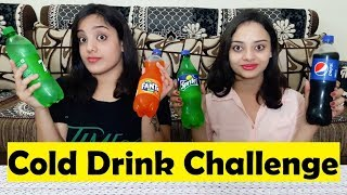 Cold Drink Challenge ! | Life Shots.