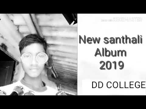 """DD College /""""New Santhali Song 2019"""