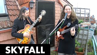 Two In The Mood - Corona Balcony Session #2 Skyfall Cover
