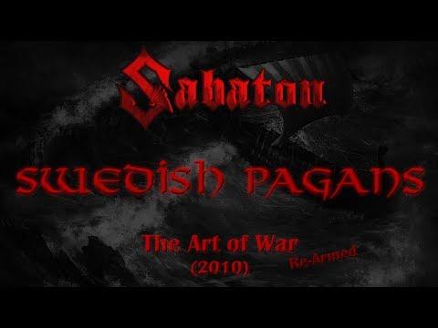 Sabaton - Swedish Pagans (Lyrics English & Deutsch)