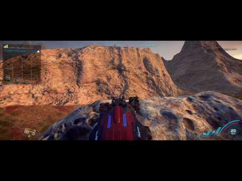 Mass Effect Andromeda - How to mine minerals with the Nomad