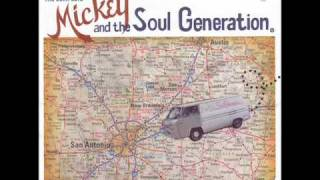 Mickey & The Soul Generation-Message From A Blackman(MOST FUNKY instrumental)