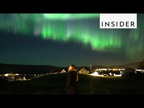 The Best Place to See the Northern Lights