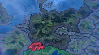 HOI4 • Germany Dominates Europe (Timelapse)