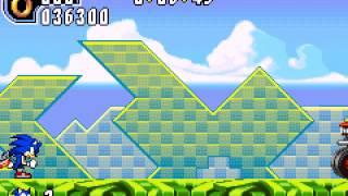 Sonic Advance 2 - ThorntonS PLAY!! - User video