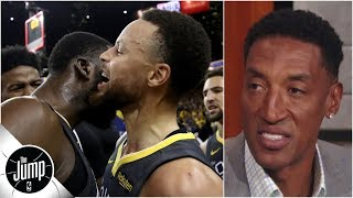 Download 'It's pretty scary' how good the Warriors are without Kevin Durant - Scottie Pippen | The Jump Mp3 and Videos
