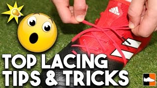 How To Tie Your Laces Like A Pro Best
