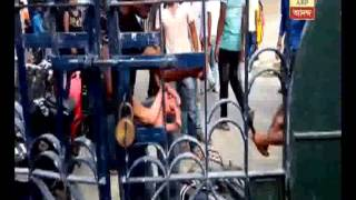 Student clash in Raiganj college: TMCP allegedly fired at CP supporters