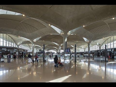 Amman Jordan Airport