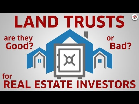 using-land-trusts-for-real-estate-investors-(are-they-the-investment-solution-you-think-they-are?)