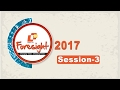 Otv Foresight 2017 Session 3