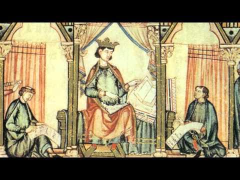 Alfonso X el Sabio - Non quer'eu donzela fea