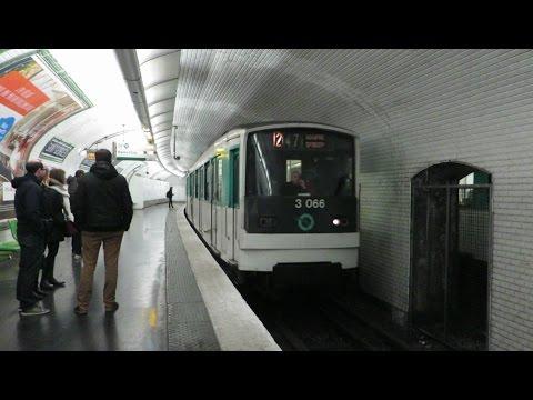 [Paris] MF67 Métro 12 - Saint-Georges