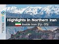 The Green North of Iran - Things to do in Alamut, Masuleh & Ramsar (Inside Iran, Episode 05)