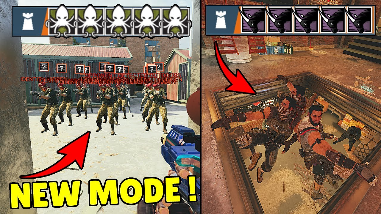 """NEW """"ONE Operator For ALL"""" Mode Will Be The BEST EVER - Rainbow Six Siege"""