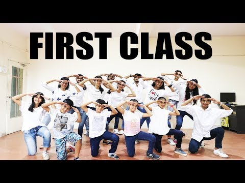 First Class Choreography For Beginners | Kalank | Varun D, Alia B, Kiara & Madhuri