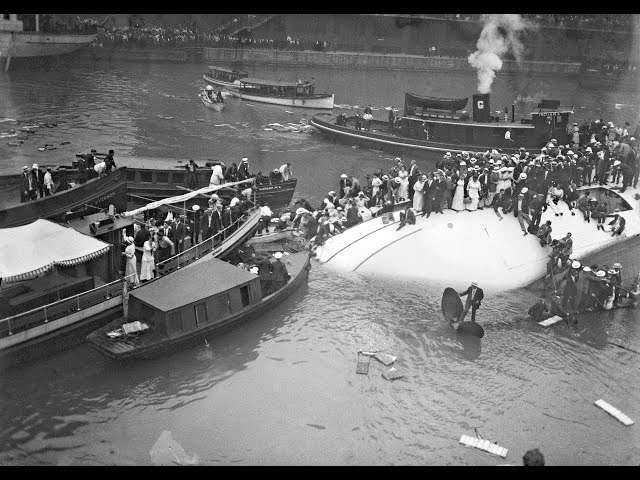 Chicago's Eastland Disaster - Great Lakes Now - 1017 - Segment 1