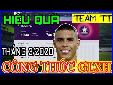 FO4 | GIẢ LẬP XẾP HẠNG 4123 THÁCH ĐẤU | GLXH | RANKING MANAGER | FIFA ONLINE 4