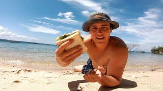 EP 4 - SPEARFISHING FAIL - Mahi Mahi Sandwiches (KING TIDE)   Catch n Fry